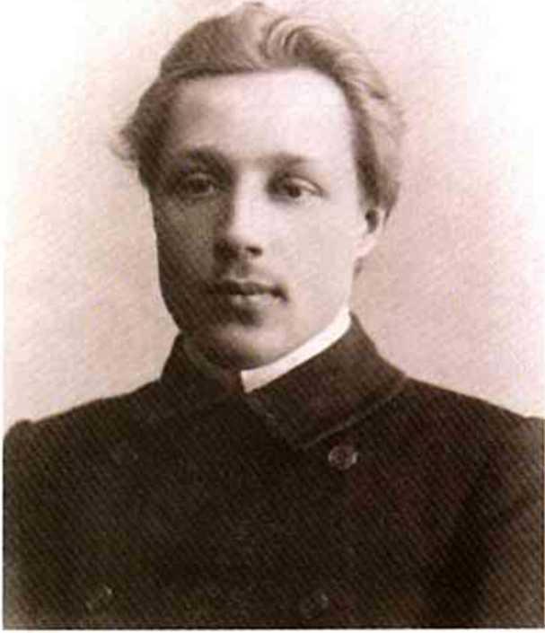 Студент Нижегородской Духовной семинарии Иаков Гусев