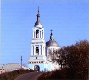Успенская церковь села Суворово