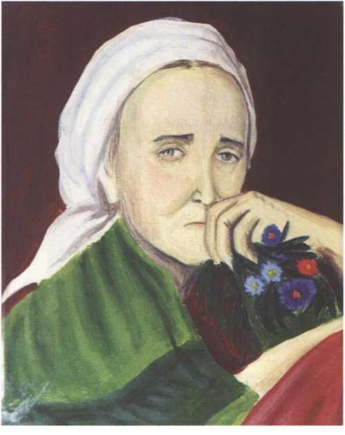 Блаженная Пелагия Ивановна
