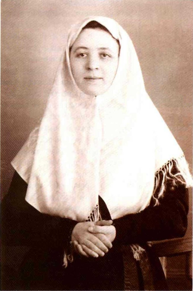 Матрона Власова