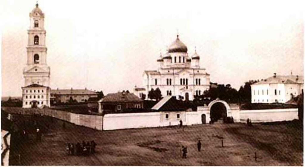 Свято-Троицкий Серафимо-Дивеевский монастырь. ГАрхАДНО