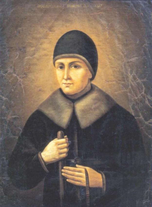 Матушка Александра Мельгунова